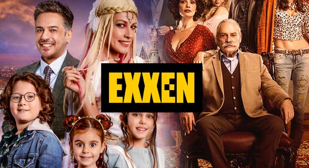 Exxen'de yayınlanacak diziler