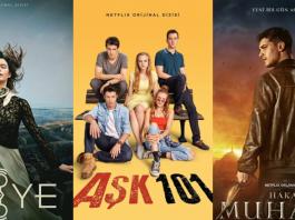 Netflix Türk Dizileri 2020 - 2021