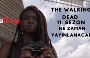 1The Walking Dead 11. sezon ne zaman yayınlanacak
