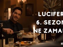 Lucifer 6. Sezon ne zaman