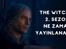 The Witcher 2. Sezon Ne Zaman Yayınlanacak