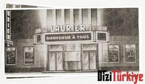 pariste açılan ilk sinema salonu