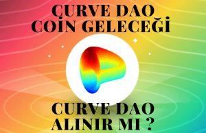 Curve Dao Coin Geleceği
